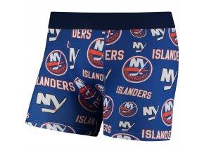 Pánské boxerky  New York Islanders NHL Repeat Logo Compression