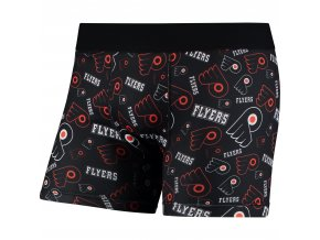 Pánské boxerky  Philadelphia Flyers NHL Repeat Logo Compression