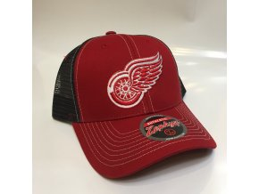 Kšiltovka  Detroit Red Wings NHL Staple Trucker