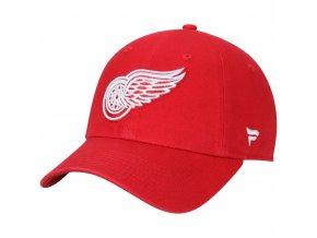 Dětská kšiltovka  Detroit Red Wings NHL Fundamental Adjustable