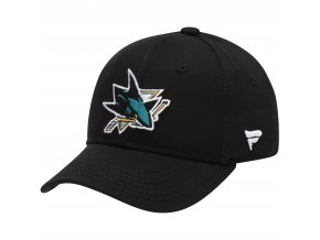Dětská kšiltovka  San Jose Sharks NHL Fundamental Adjustable