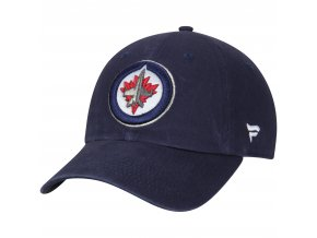 Dětská kšiltovka  Winnipeg Jets NHL Fundamental Adjustable