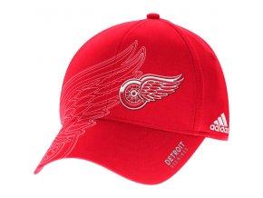 Kšiltovka Detroit Red Wings Second Season Flex