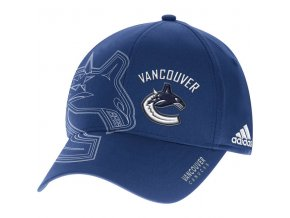 Kšiltovka Vancouver Canucks Second Season Flex