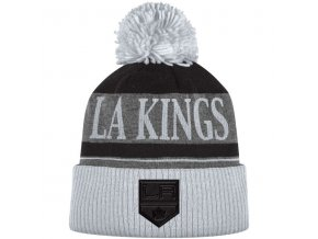 Kulich Los Angeles Kings Cuffed Knit Hat With Pom