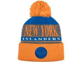 Kulich New York Islanders Cuffed Knit Hat With Pom