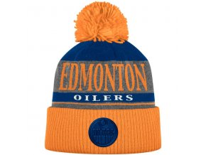 Kulich St. Louis Blues Cuffed Knit Hat With Pom