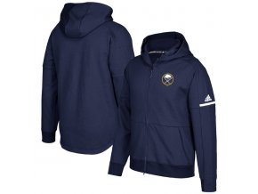 Mikina Buffalo Sabres Authentic Pro Squad ID Full-Zip Hood