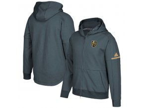 Mikina Vegas Golden Knights Authentic Authentic Pro Squad ID Full-Zip Hood