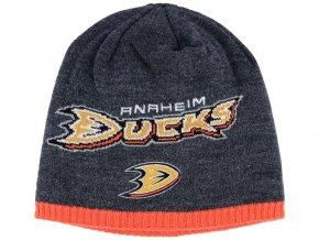 Zimní čepice Anaheim Ducks NHL Heather Beanie