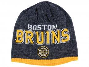 Zimní čepice Boston Bruins NHL Heather Beanie