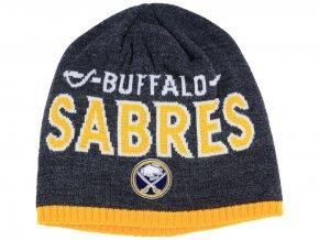 Zimní čepice Buffalo Sabres NHL Heather Beanie