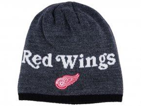 Zimní čepice Detroit Red Wings NHL Heather Beanie