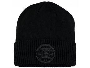 Zimní čepice Boston Bruins Fanatics Branded Team Haze Cuffed Knit Hat