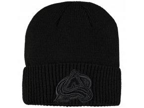 Zimní čepice Colorado Avalanche Fanatics Branded Team Haze Cuffed Knit Hat