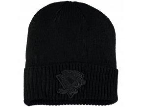 Zimní čepice Pittsburgh Penguins Fanatics Branded Team Haze Cuffed Knit Hat