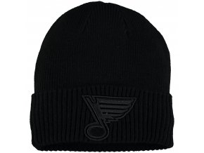 Zimní čepice St. Louis Blues Fanatics Branded Team Haze Cuffed Knit Hat
