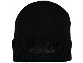 Zimní čepice Washington Capitals Fanatics Branded Team Haze Cuffed Knit Hat
