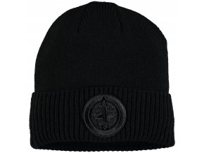 Zimní čepice Winnipeg Jets Fanatics Branded Team Haze Cuffed Knit Hat