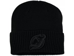 Zimní čepice New Jersey Devils Fanatics Branded Team Haze Cuffed Knit Hat