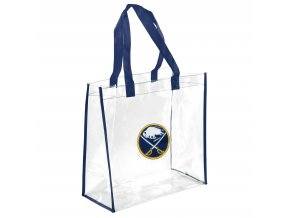 Taška Buffalo Sabres Clear Reusable Bag