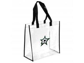 Taška Dallas Stars Clear Reusable Bag
