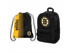Set Batoh a vak Boston Bruins Combo Pack