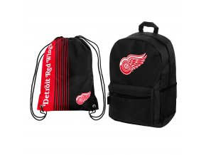 Set Batoh a vak Detroit Red Wings Combo Pack