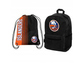 Set Batoh a vak New York Islanders Combo Pack