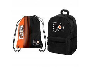 Set Batoh a vak Philadelphia Flyers Combo Pack