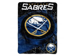 Deka Buffalo Sabres Plush Micro Throw