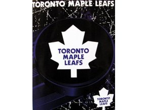 Deka Toronto Maple Leafs Plush Micro Throw