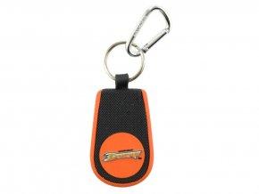 Přívěšek na klíče Anaheim Ducks Game Wear Keychain