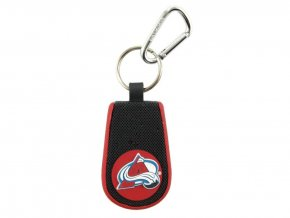 Přívěšek na klíče Colorado Avalanche Game Wear Keychain