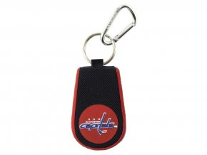 Přívěšek na klíče Washington Capitals Game Wear Keychain
