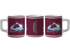 Panák Colorado Avalanche Sublimated Mini Mug