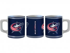 Panák Columbus Blue Jackets Sublimated Mini Mug