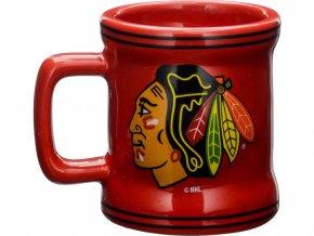 Panák Chicago Blackhawks Mini Mug Shot