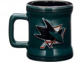 Panák San Jose Sharks Mini Mug Shot