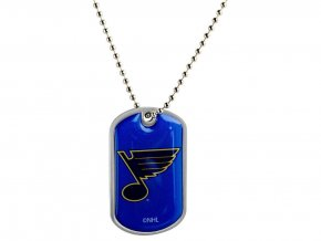 Přívěšek St. Louis Blues Dog Tag