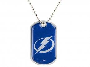 Přívěšek Tampa Bay Lightning Dog Tag