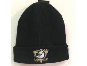 Zimní Čepice Anaheim Ducks 47 Cuffed Knit Beanie