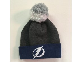 Kulich Tampa Bay Lightning FaceOff Basic Cuffed Pom