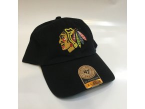 Kšiltovka Chicago Blackhawks Classic Franchise Fitted II
