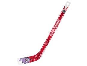 Plastiková minihokejka Detroit Red Wings NHL Mascot