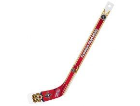 Plastiková minihokejka Florida Panthers NHL Mascot