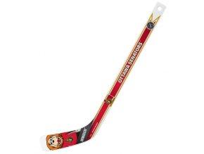 Plastiková minihokejka Ottawa Senators NHL Mascot