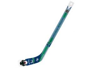 Plastiková minihokejka Vancouver Canucks NHL Mascot