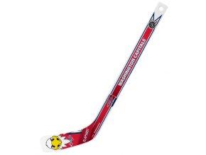 Plastiková minihokejka Washington Capitals NHL Mascot