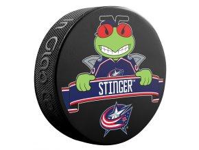 Puk Columbus Blue Jackets NHL Mascot